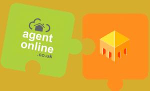 Agent online logo